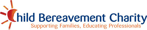 The Children Bereavement Charity Logo